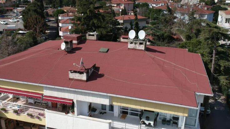 Levent Çatı Onarım Ve Yalıtımı