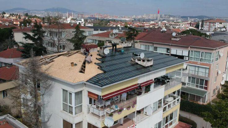 Çatı Uygulamalarımız